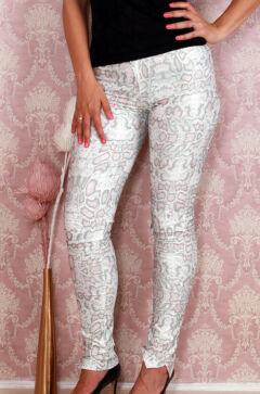 185ab3a649 Alakformáló kockás nadrág - Utcai nadrágok - Divatos ruhák magas ...