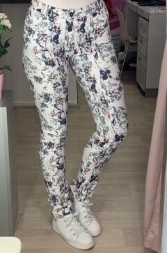 899d1a38a1 Királykék nadrág - Utcai nadrágok - Divatos ruhák magas nőknek ...