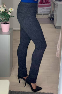 b2d6ab85e2 Alakformáló mintás nadrág - Utcai nadrágok - Divatos ruhák magas ...
