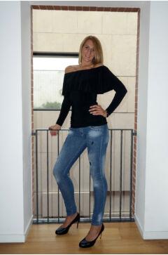 8370da7cca Bootcut farmer - Farmer - Divatos ruhák magas nőknek - Magasnőknek ...