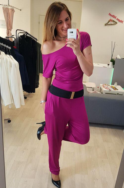 5c04c5c54d Ejtett vállú overál - OVERÁL - Divatos ruhák magas nőknek ...